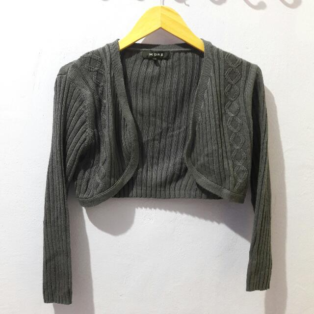 ((Take All) Korz Knit Bolero