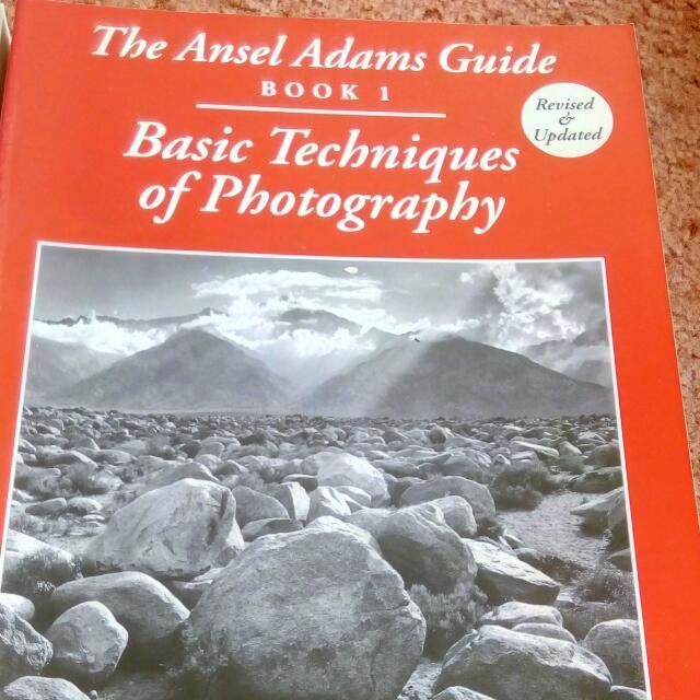The Ansel Adam Guide Book 1