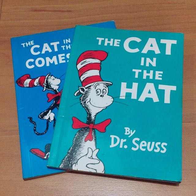 THE CAT IN THE HAT By Dr.Seuss