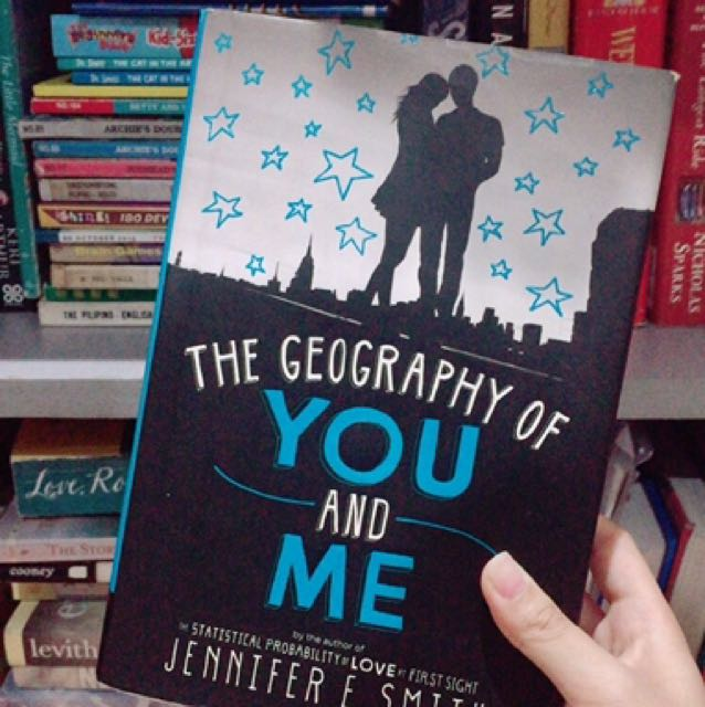 The Geography Of You And Me (HARD BOUND)