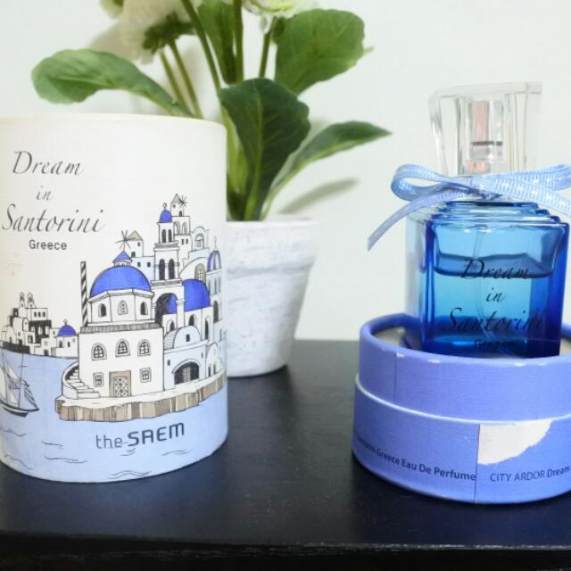 "The Saem Eau de Perfume ""Dream in Santorini"""