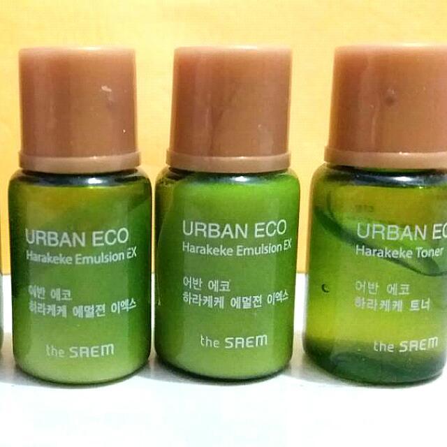 The Saem Urban Eco Harakeke Toner (Titipan Teman)