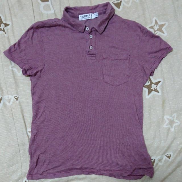 英國潮店topman polo衫