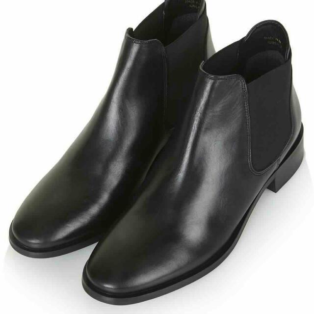 Topshop Basing Chelsea Boots
