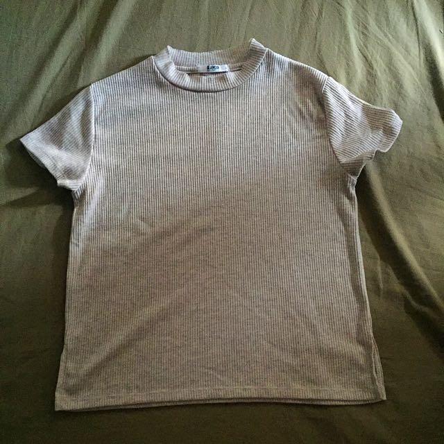 turtleneck tshirt