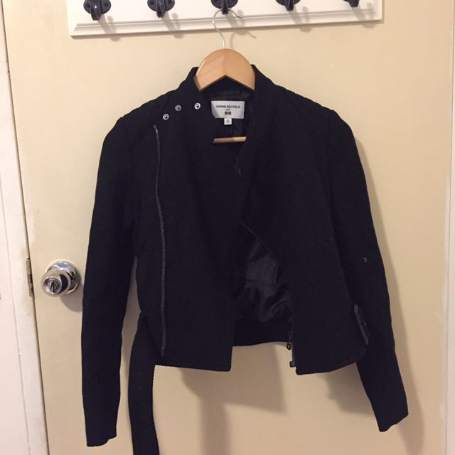 Uniqlo x Carine Roitfeld Special Collab Wool Jacket