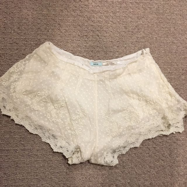 UO Lace Shorts