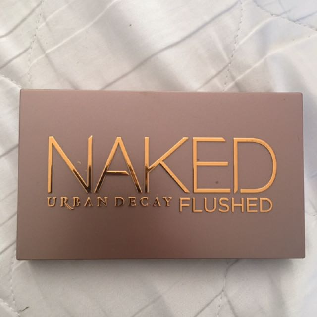 Urban Decay Flushed