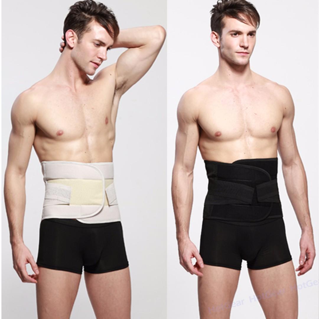 697f3138fe0 Waist Trimmer Belt - Adjustable Sports Belt Breath Back Trainer ...