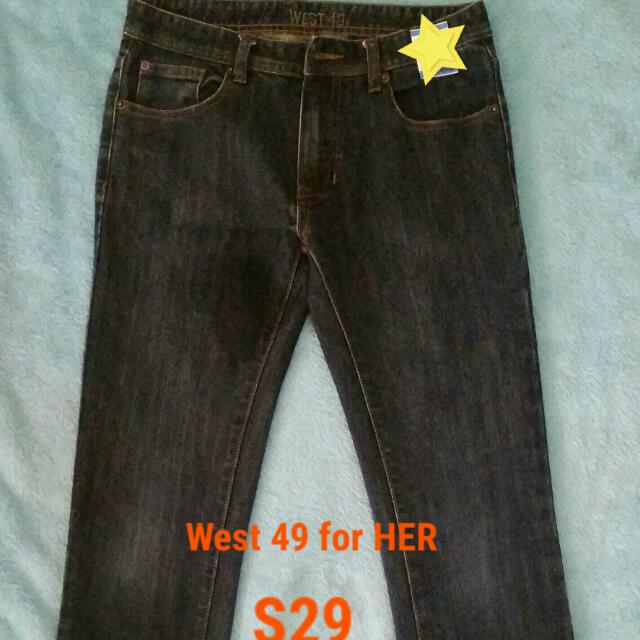 West 49 Jeans