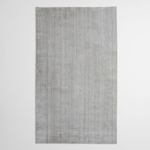 West Elm Hand-Loomed Shine Rug 5x8
