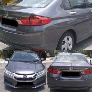 Sambung Bayar / Continue Loan car  Honda city E spec
