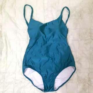 Swimsuit Scoop Back 1pc