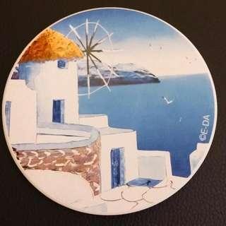 Environmental Friendly Water-Absorbent Coaster