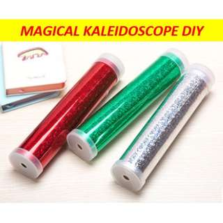 Kaleidoscope DIY / goodie bag / party pack / fun way for kids to learn science