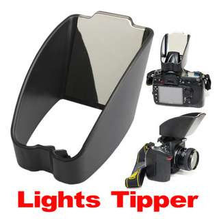 Lights Tipper Flash Diffuser