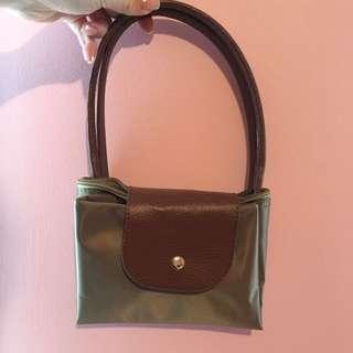 Faux Longchamp Bag