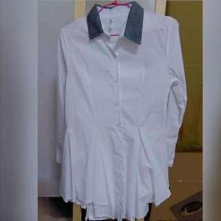 🚚 襯衫式洋裝 #我的旋轉衣櫃