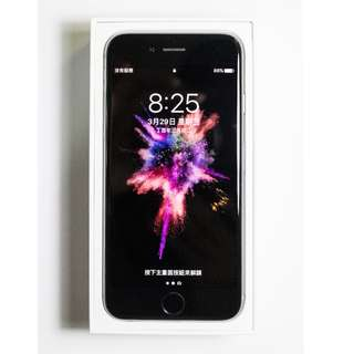 IPhone 6太空灰 16G  9成新