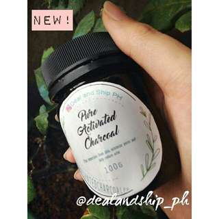 Activated Charcoal Mask 100g