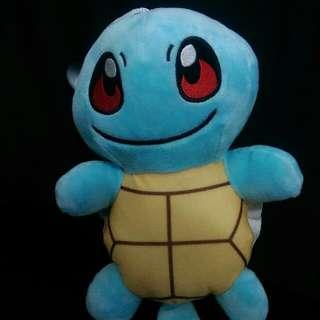 [售]夾娃娃機戰利品  Pokemon GO 神奇寶貝 傑尼龜 全新 120元。