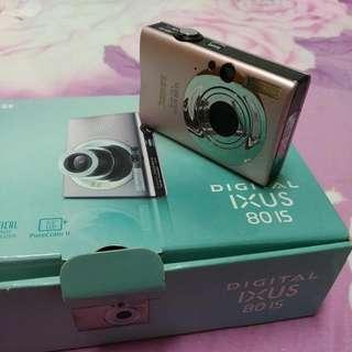 Canon IXUS 801S