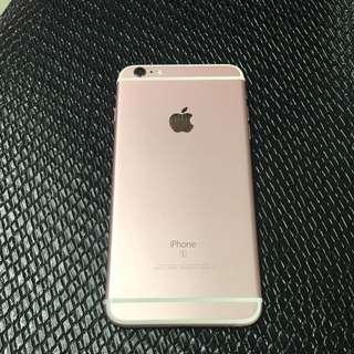 iPhone 6s 64G (玫瑰金)