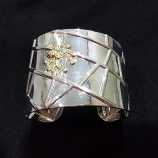 Silver Spider Tiffany Bracelet
