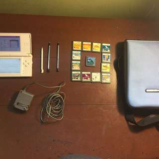 White Nintendo DS Package