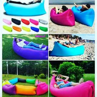 Inflatable Banana Bed