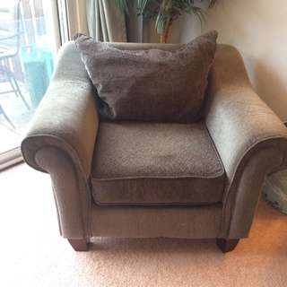 Large Super Comfy Arm Chair