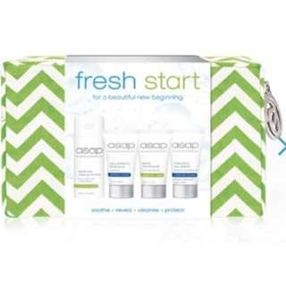ASAP Fresh Start Skin Travel Pack Authorised Stockist RRP $89