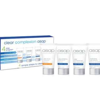 ASAP Clear Complexion Pack $99 New Authorised Stockist