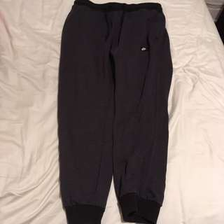 Grey Nike Sweat Pants