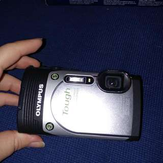 Olympus Tough Camera Waterproof