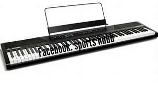 Alesis recital keyboard