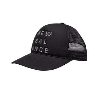 🚚 Newbalance 500135-001 立體繡花卡車帽