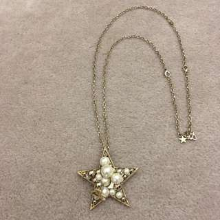 *Price reduced* Star Necklace/Brooch ⭐️ From 🇯🇵
