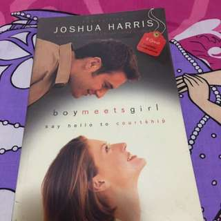 Boy Meets Girl Book