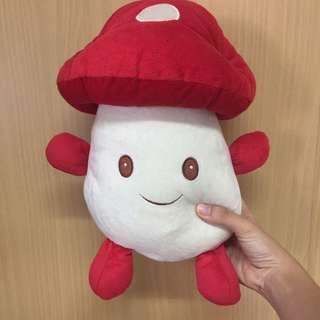 Mushroom Plushie