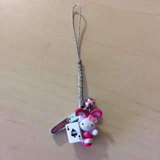 Las Vegas Hello Kitty Keyring