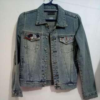 HQ Denim Jacket