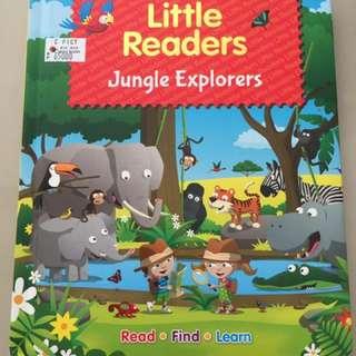 Little Readers Jungle Explorer