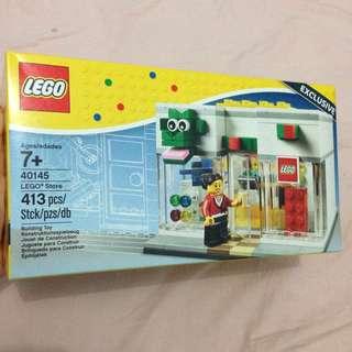Lego Store Exclusive 40145
