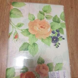 *NEW* 4 PC Flower Print Bedsheet Sheet