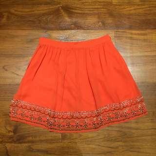 Forever NEW Beaded Skirt