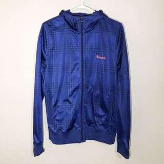 Men's BENCH Zip-Up Sweater