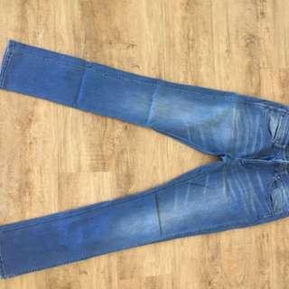 Wrangler Jeans skinny legs