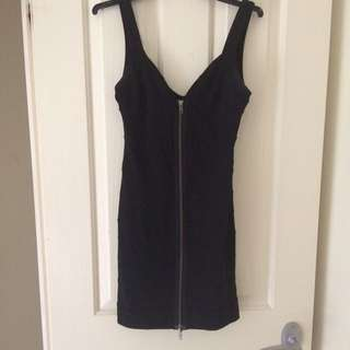Forever New Tight Zip Dress