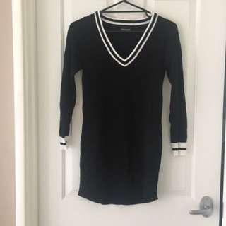 Henleys T-shirt Sweater Dress Size S